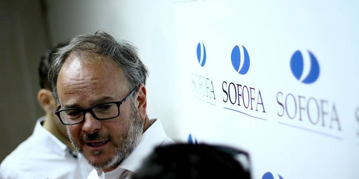 """Sofofa apuesta por Alfonso Swett: """"Modernización del estado y rebaja de impuestos son clave para las empresas"""""""
