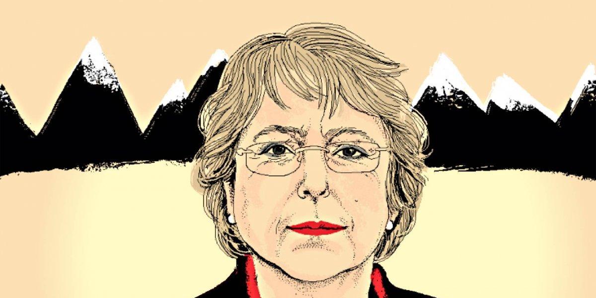 "Michelle Bachelet ""Reducir las brechas sociales es indispensable en América Latina"""