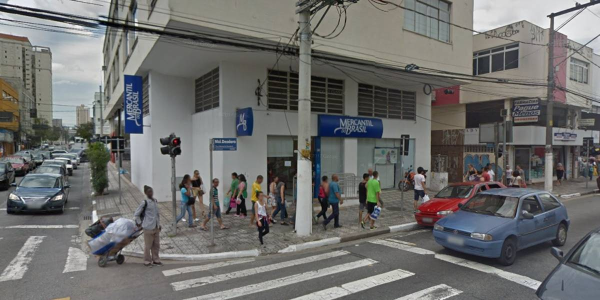 Funcionária morre após tentativa de assalto a banco em São Bernardo