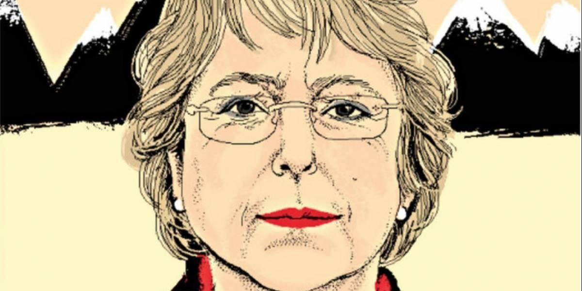 """Michelle Bachelet en su adiós de La Moneda: """"Es posible hacer cambios cuando se quiere y se tiene voluntad"""""""