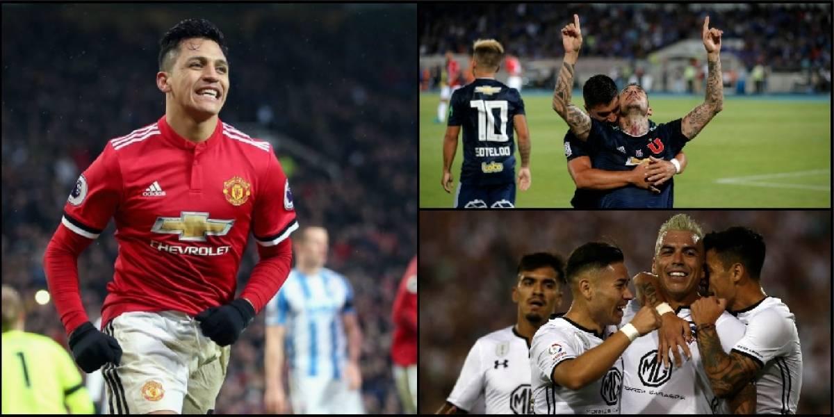 Alexis, Colo Colo y la U: cartelera de una semana futbolera crucial