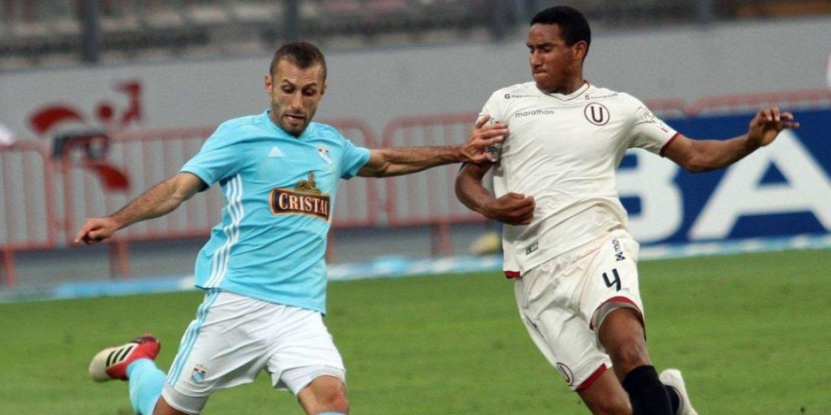 El Sporting Cristal de Mario Salas empata en el clásico ante Universitario y sigue firme en la cima de Perú