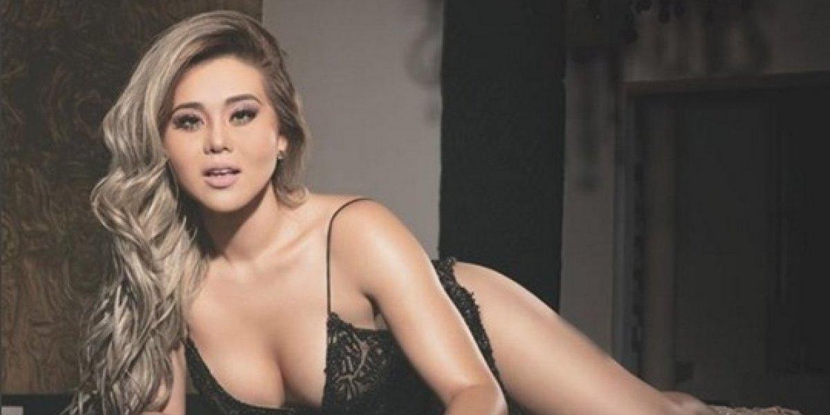 """VIDEO. Gomita """"se desnuda"""" ante conductores de Venga la Alegría"""
