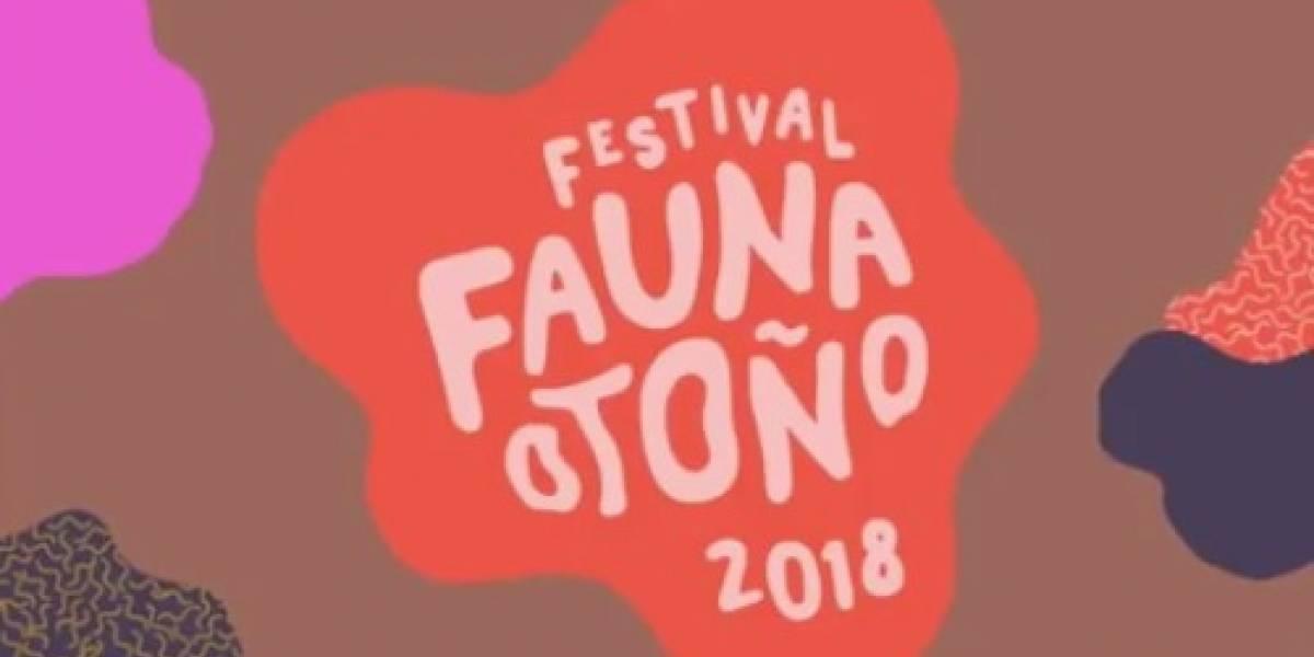 ¡Atención fanáticos!: el festival Fauna Otoño ya tiene cartel definitivo para su segunda versión