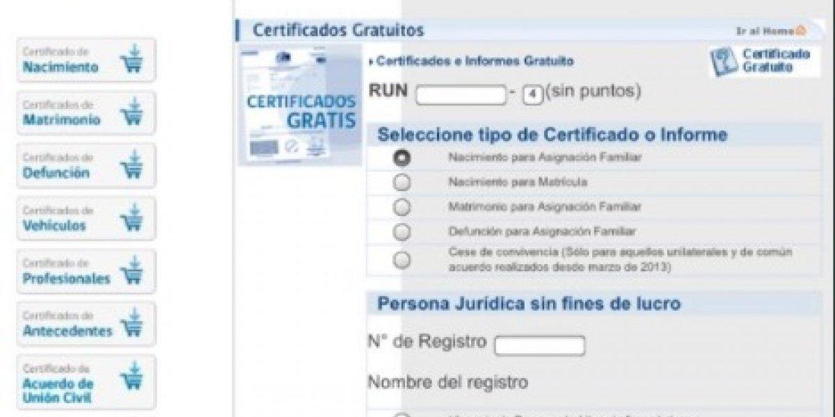 """Cuáles son las probabilidades"": intentó sacar un certificado por Internet pero se volvió viral por ""obsceno"" código de verificación"