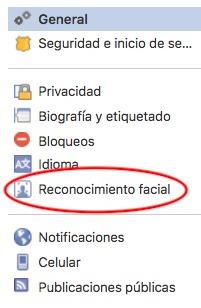 Facebook puede reconocer tu rostro; ¿cómo desactivar la función?