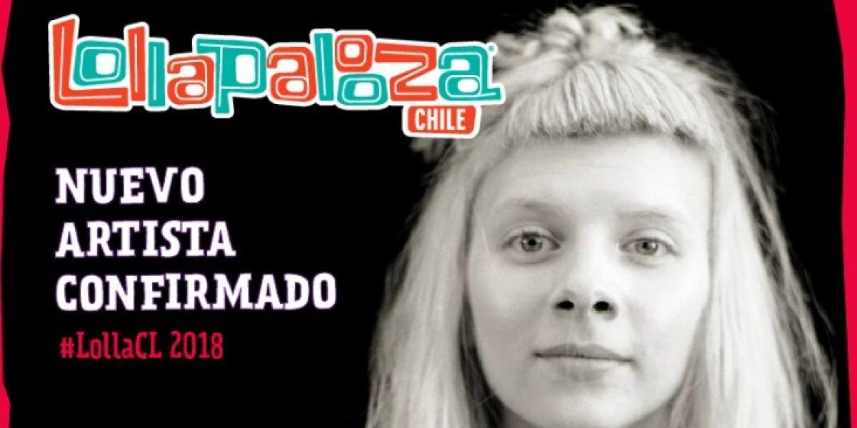 Sensible baja: importante rapero se resta de Lollapalooza Chile a pocos días de su inicio