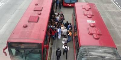 TransMilenio Varado