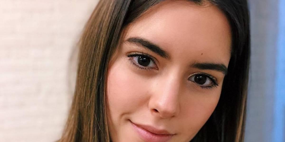 Paulina Vega encendió las redes sociales al lado de un misterioso hombre