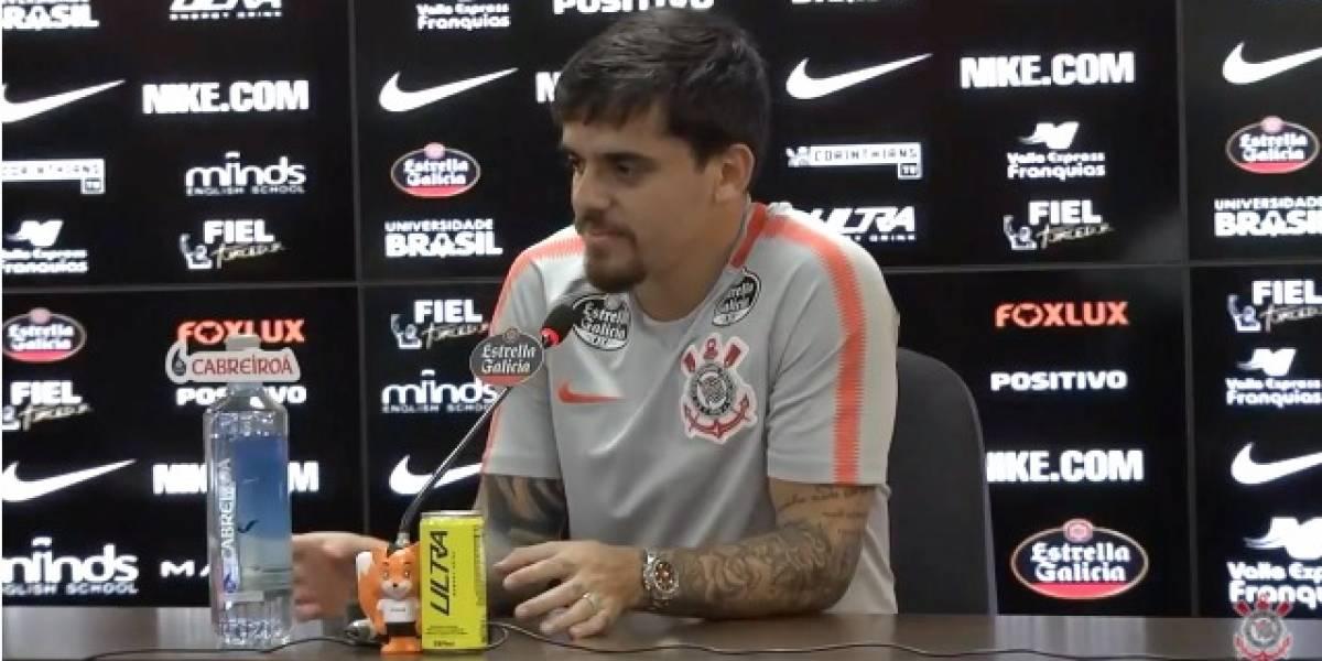 Fagner tem condições de disputar Copa do Mundo, diz médico da Seleção
