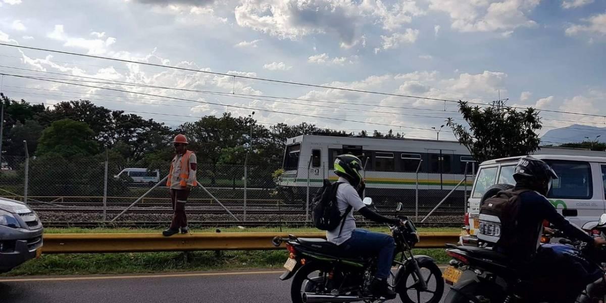 Metro de Medellín restablece su servicio en toda su línea A