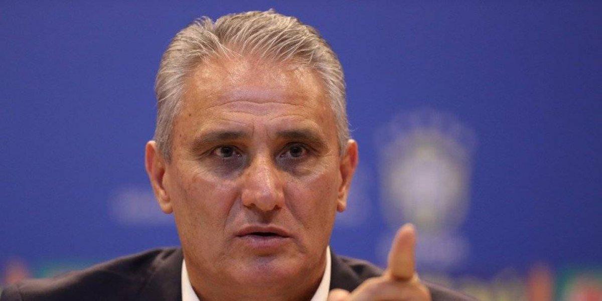 Tite entregó nómina de Brasil con dos sorpresas para enfrentar a Rusia y Alemania