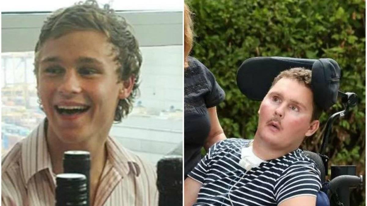 Antes y después de Sam Ballard