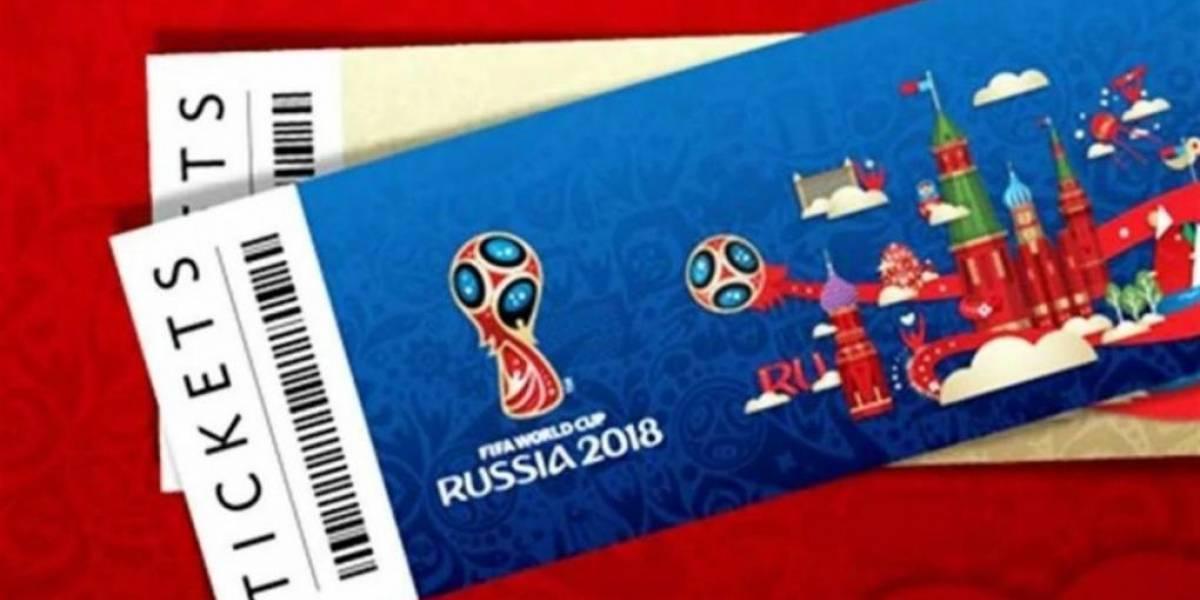 FIFA ya ha vendido 1,7 millones de entradas al Mundial de Rusia