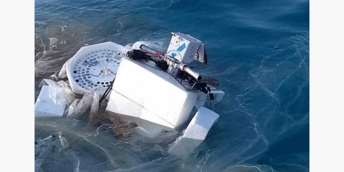 SSP descarta que sea un explosivo objeto hallado en Cozumel