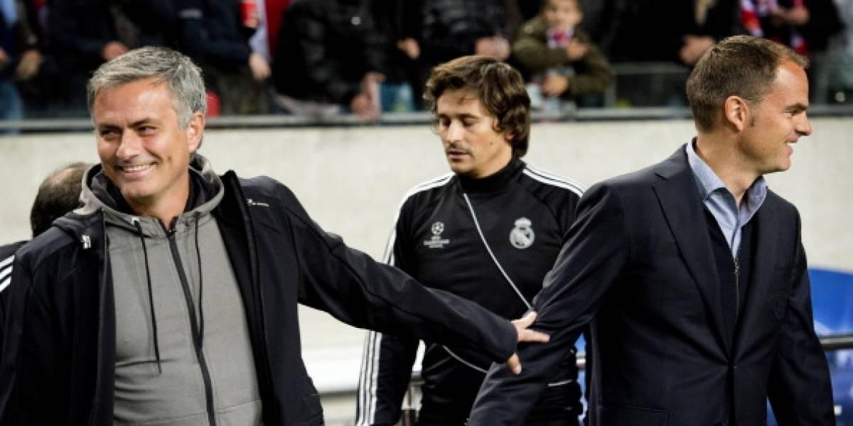 """En su estilo: Mourinho destrozó al """"peor técnico en la historia de la Premier"""""""