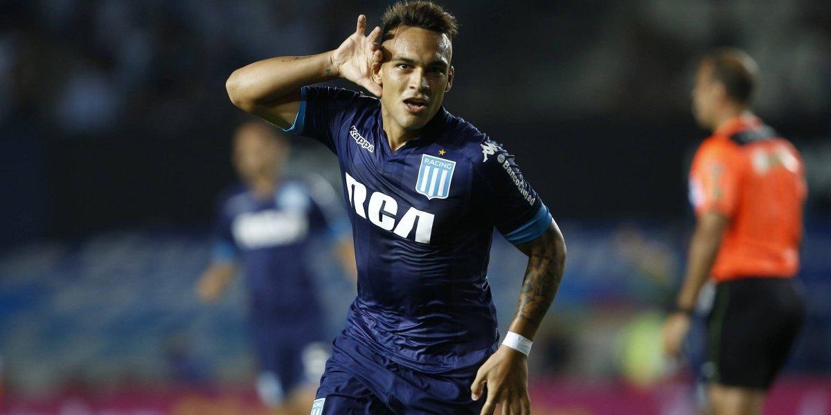 Llega con lo justo ante la U: Sampaoli se convenció y finalmente nominó a Lautaro Martínez a la selección