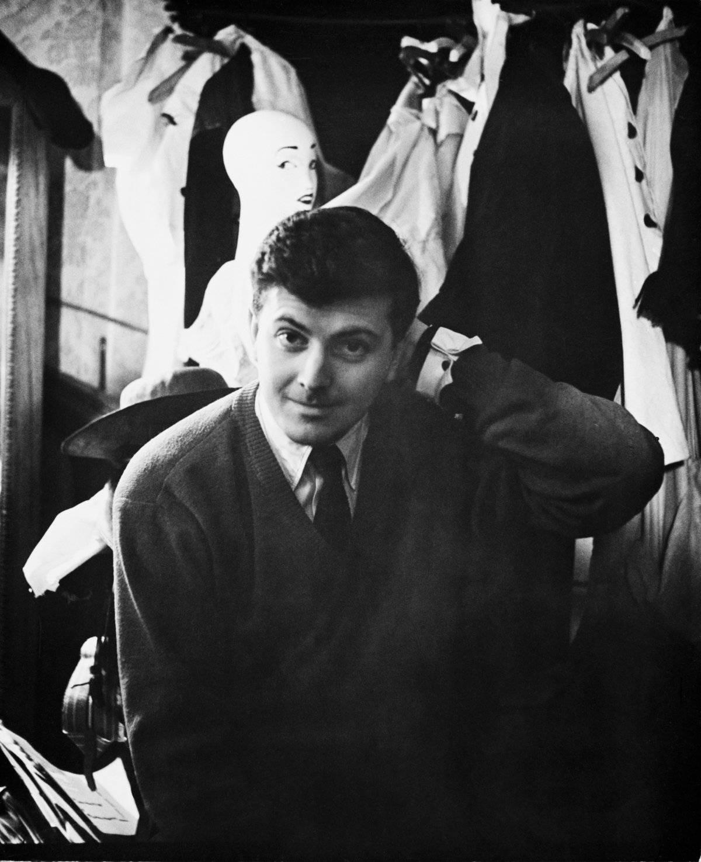Givenchy nos anos 1950