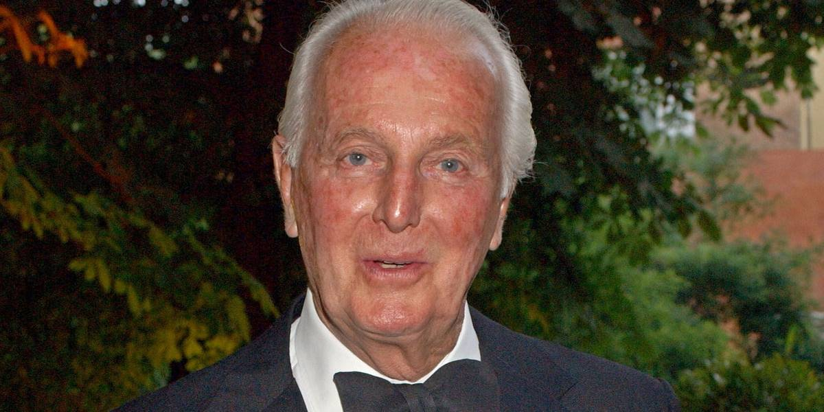 Aos 91 anos, morre o fundador da grife Givenchy