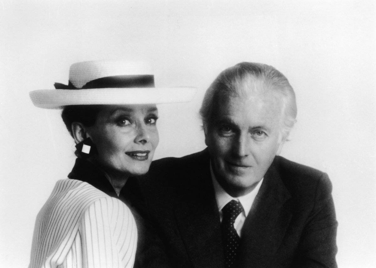 Audrey Hepburn e Givenchy