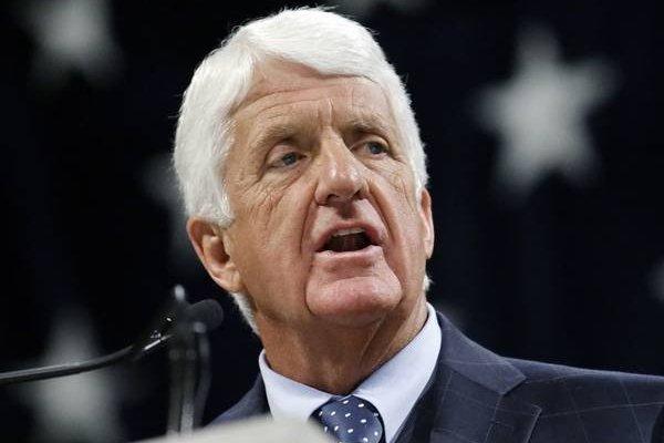 Rob Bishop, presidente del Comité de Recursos Naturales de la Cámara federal.