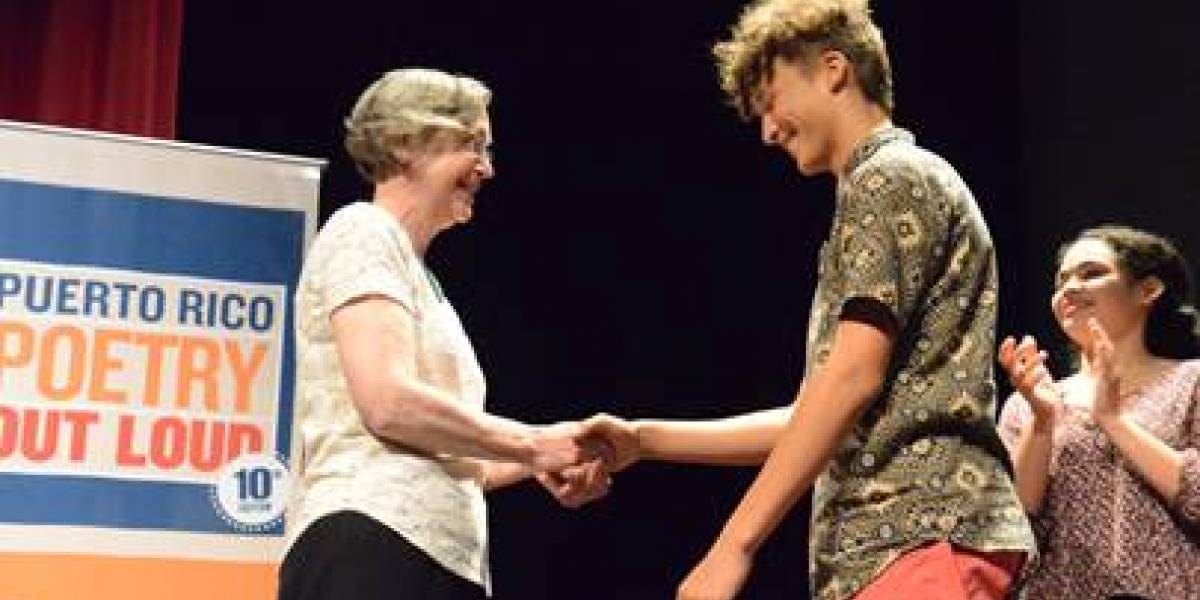 Joven boricua representará la isla en importante certamen de poesía