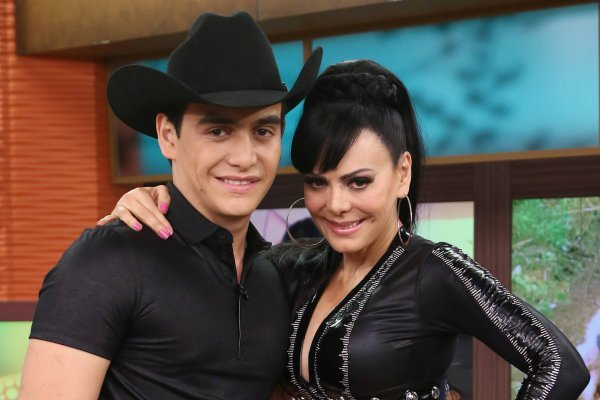 Julián Figueroa y Maribel Guardia