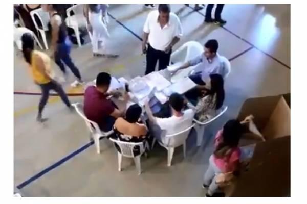 Jurado investigado en Medellín