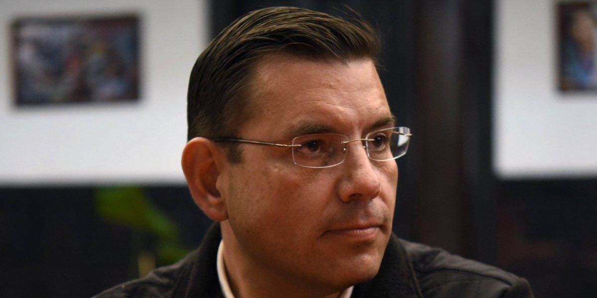 Reprograman audiencia en la que Baldizón solicitaría asilo político en EE. UU.