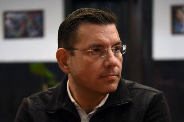 Manuel Baldizón, excandidato presidencial del partido Líder.