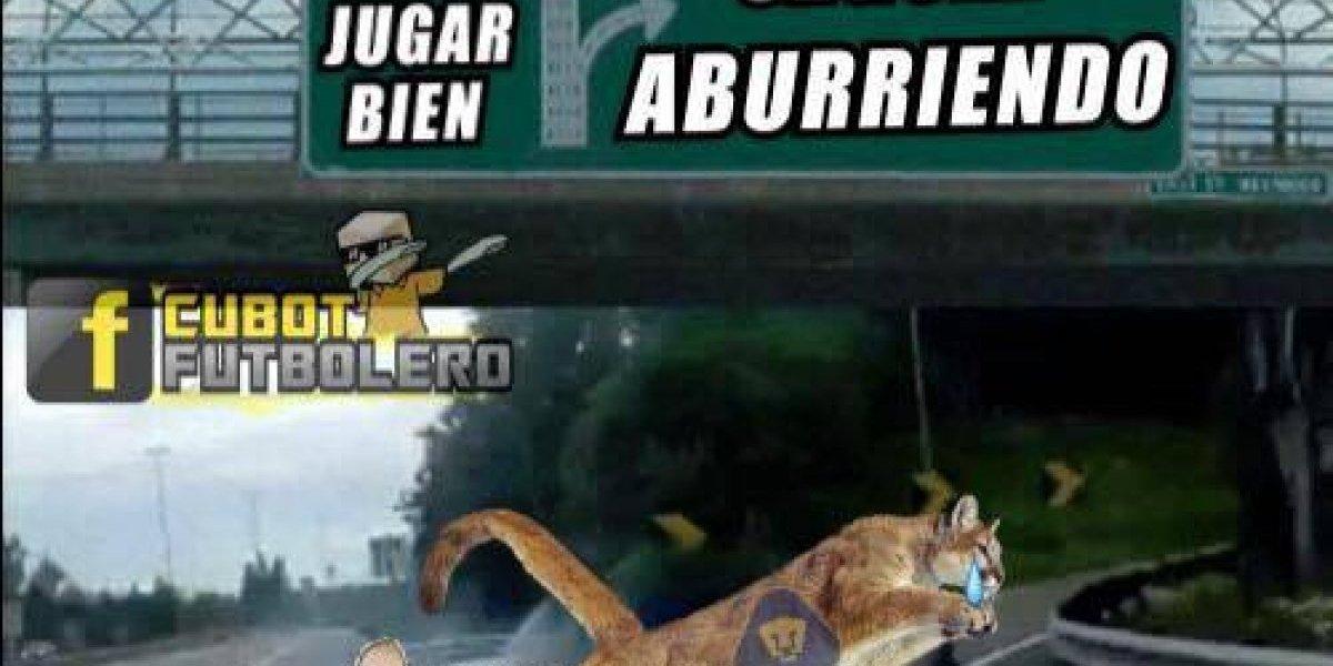 Los memes de la jornada 11 de la Liga MX