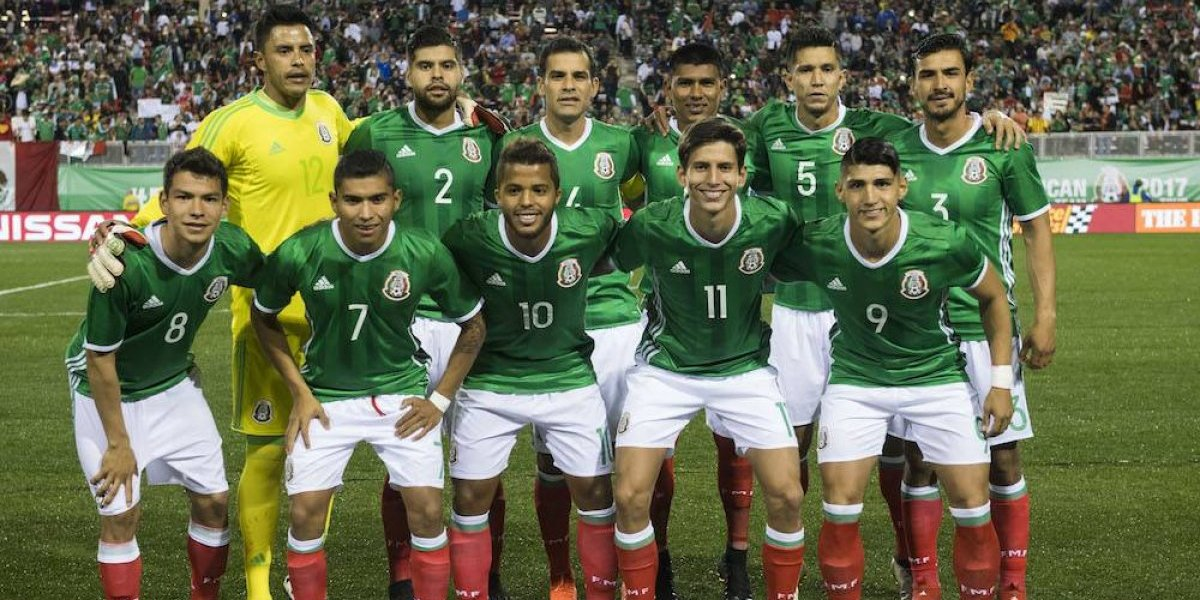 Salen a la luz estampas de la Selección Mexicana del álbum Panini