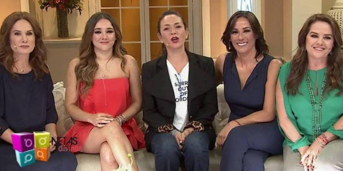 """Presentan a las nuevas conductoras de """"Netas Divinas"""" y fans no lo pueden creer"""