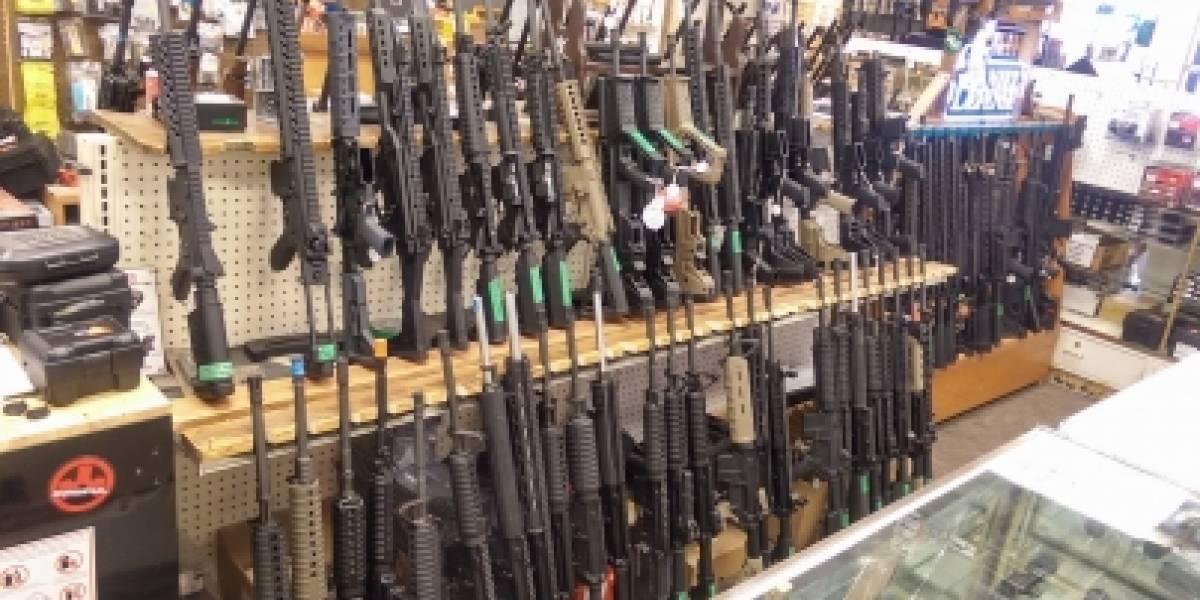 Aumenta 25% exportación de armas de EU en cinco años