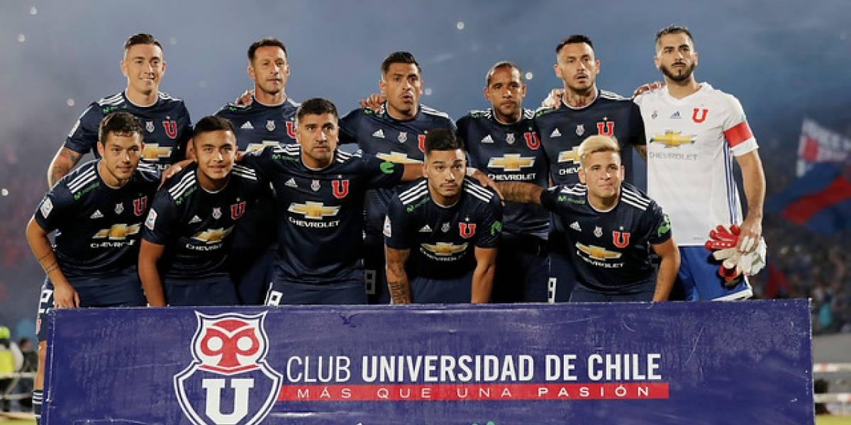 Con todas las figuras: la lista de buena fe de la U para la Copa Libertadores 2018