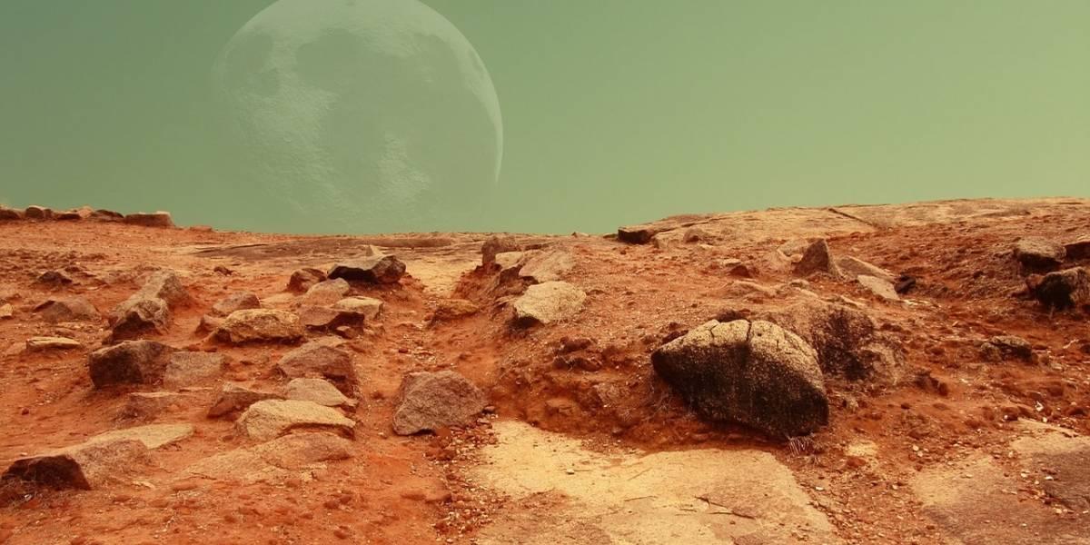 Space X podría tener lista la nave para ir a Marte en 2019