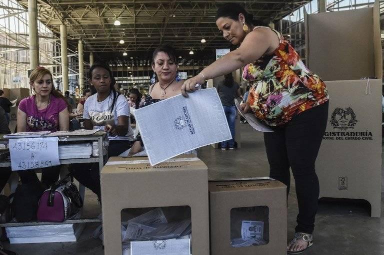 Elecciones legislativas en Colombia 2018