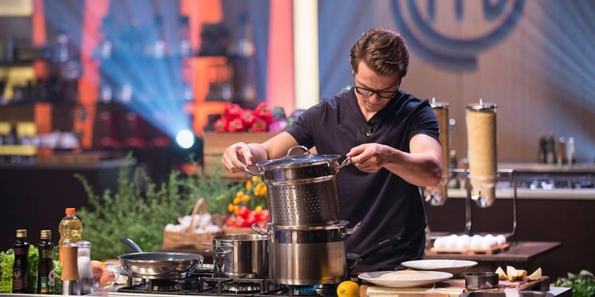 MasterChef: Sou um cozinheiro relativamente novo, diz Rui, do duelo de schintzel