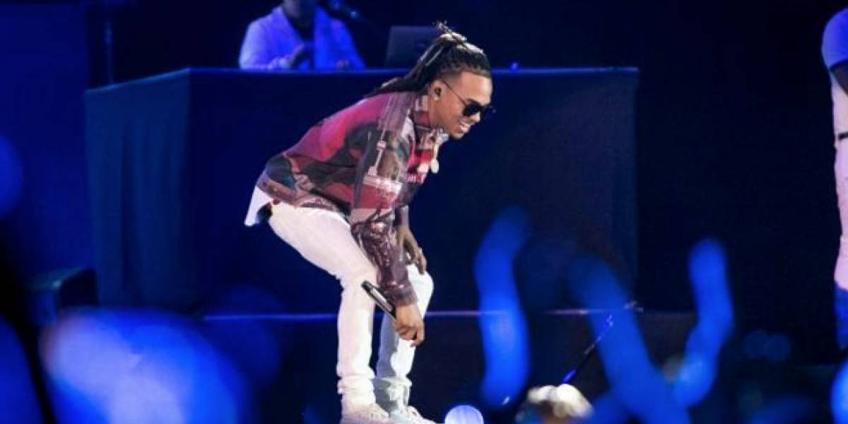 Ozuna se lleva el galardón Best New Latin Artist de los iHeartRadio Music Awards