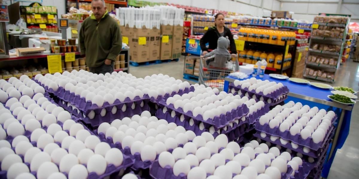 Precio del huevo se dispara 80% en dos meses
