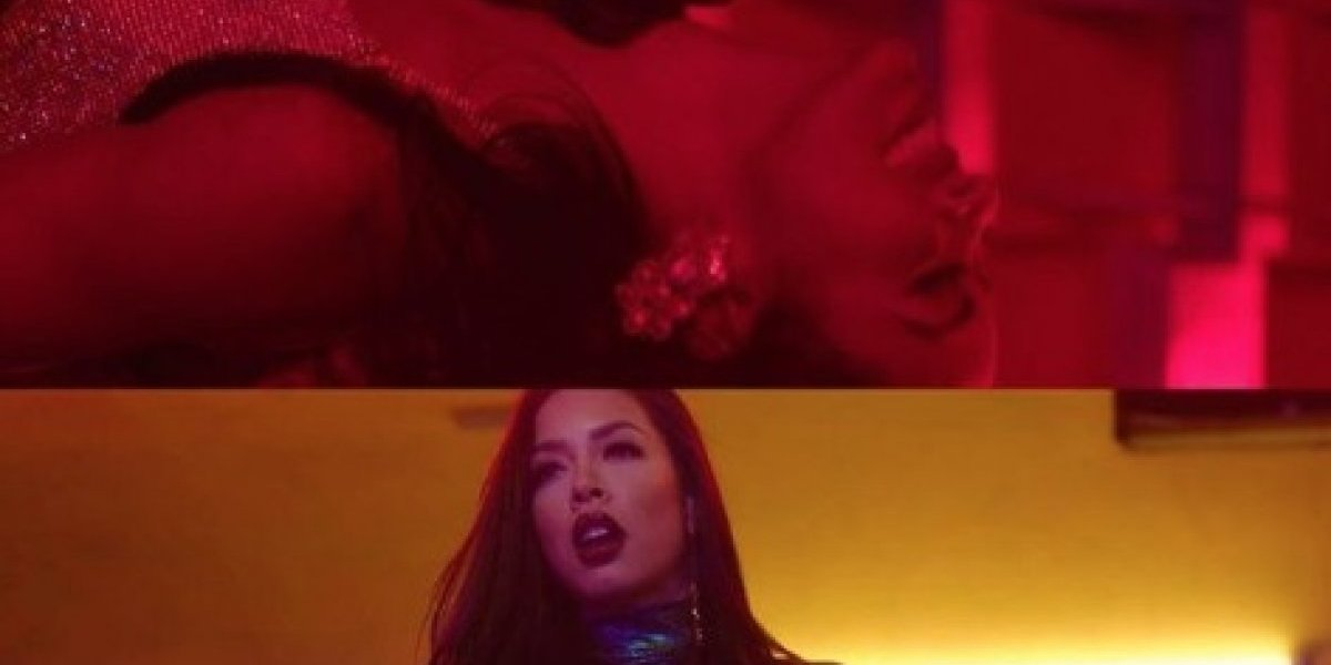 Shalimar Rivera graba su primer videoclip