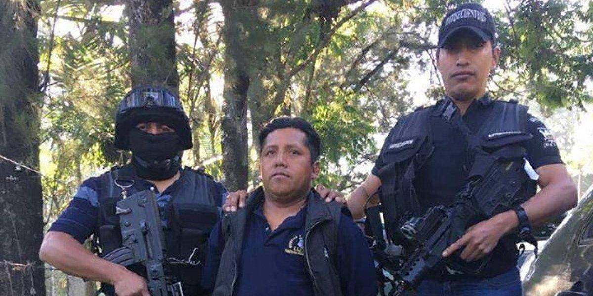 Capturan a señalado de participar en secuestro de niño en Alta Verapaz