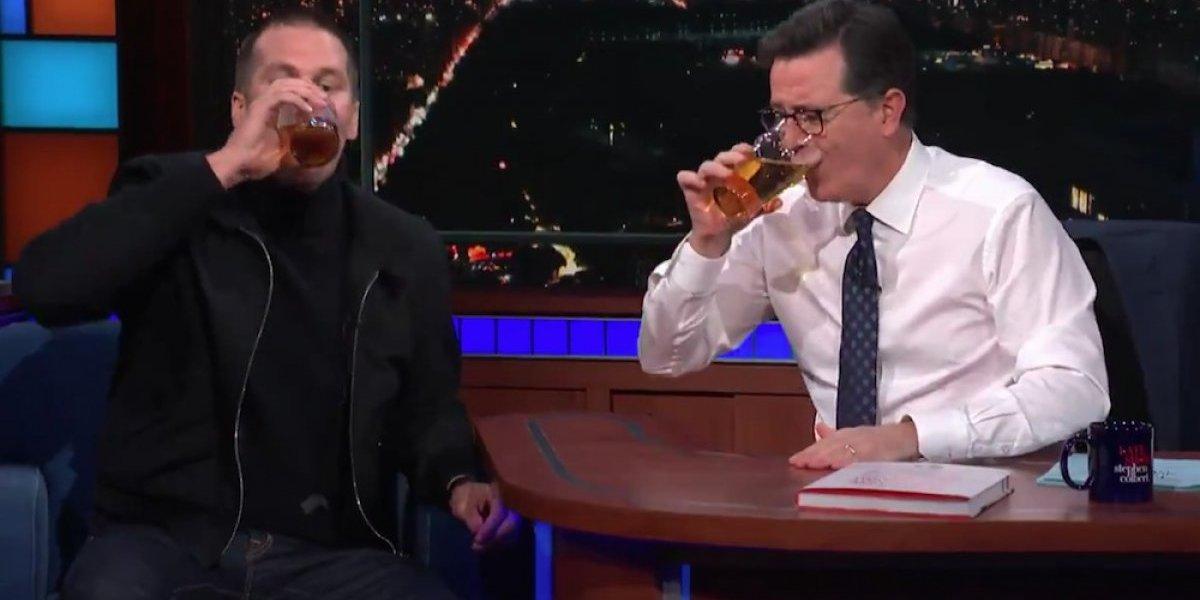 Tom Brady demuestra que es el mejor… para beber cerveza