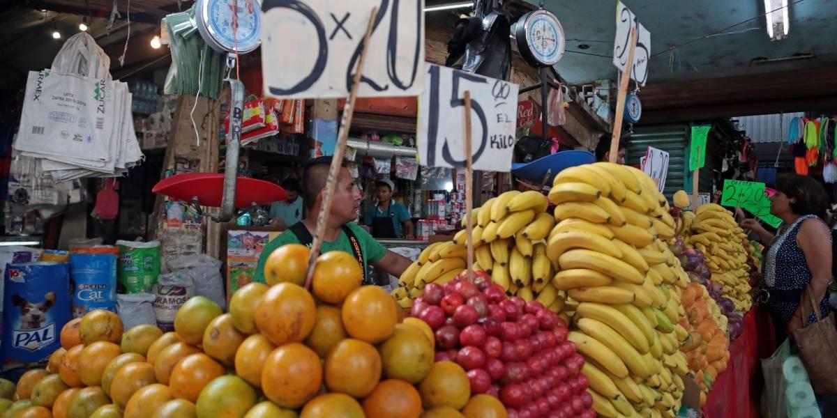 ¿Dónde se vende más fruta en todo el país?