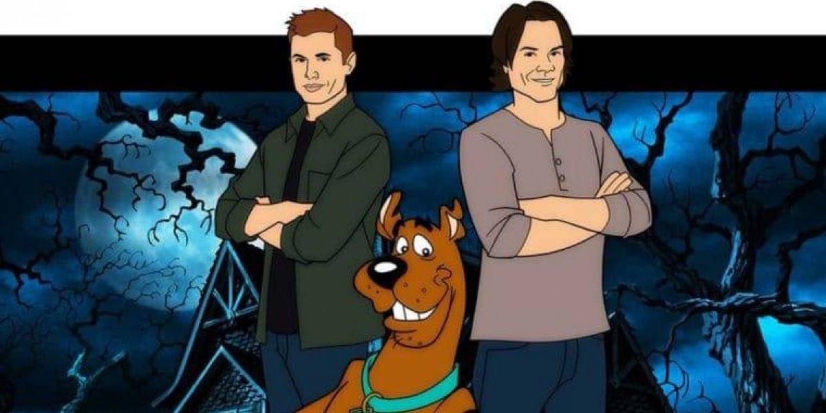 Crossover de Scooby-Doo e Supernatural ganha vídeo e data de exibição no Brasil; confira