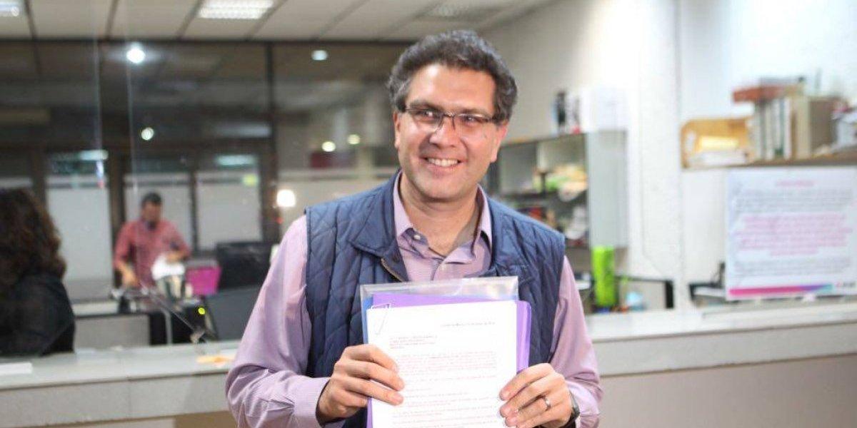 Ríos Piter confía en notificación del INE sobre su campaña