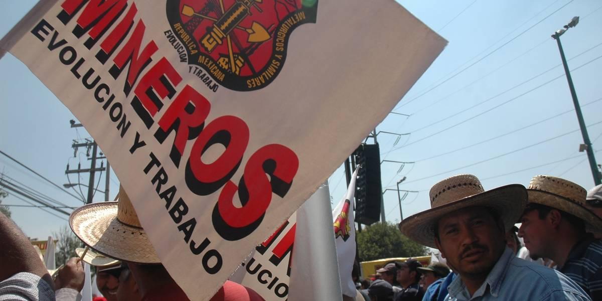 Mineros impugnan probable candidatura al senado de Napoleón Gómez Urrutia