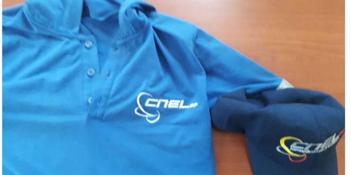 Detenidos falsos empleados de CNEL EP por presunta extorsión a usuarios
