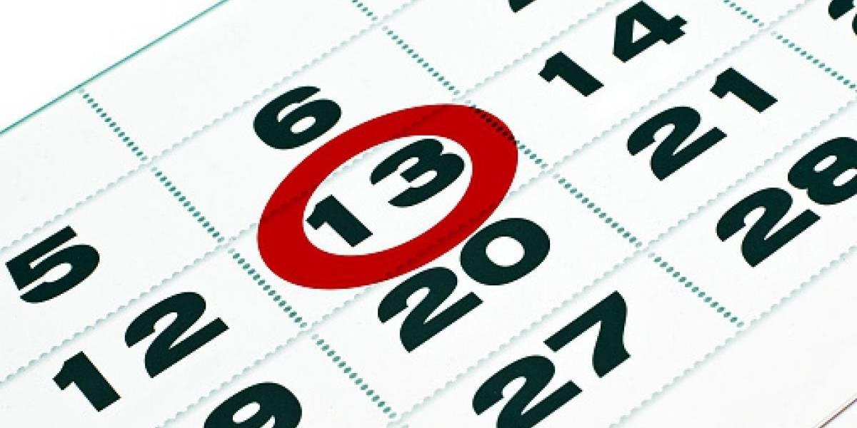 Por qué los martes y viernes 13 son supuestamente de mala suerte
