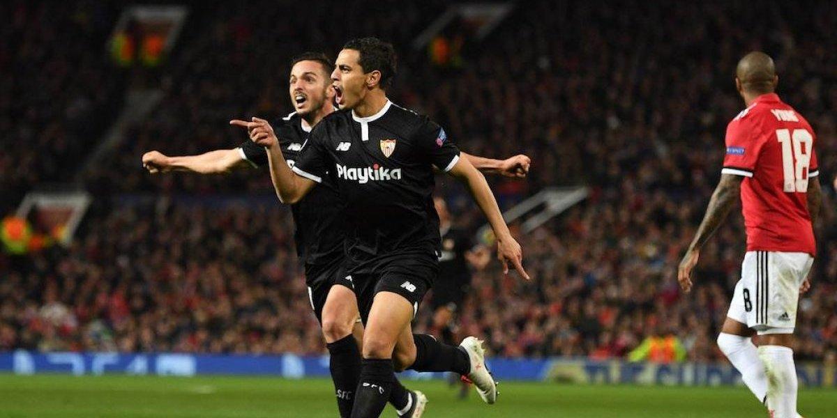 Sevilla hace historia en la Champions League